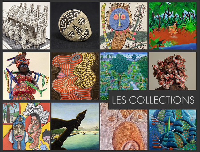 Consulter nos collections